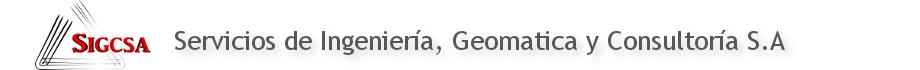 Servicios de Ingeniería, Geomatica y Consultoría S.A